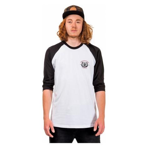 T-Shirt Horsefeathers Bear - White