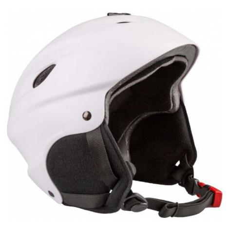 White ski helmets