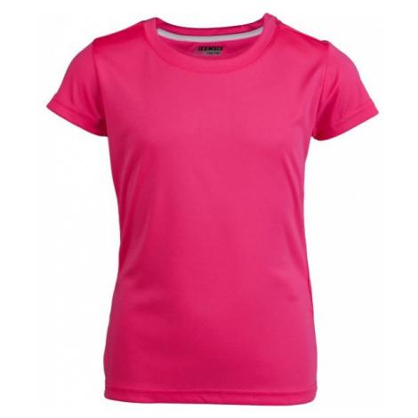 Kensis VINNI PINK pink - Girls' sports T-shirt