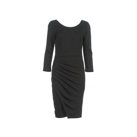 Vila VIGIOLI women's Dress in Black
