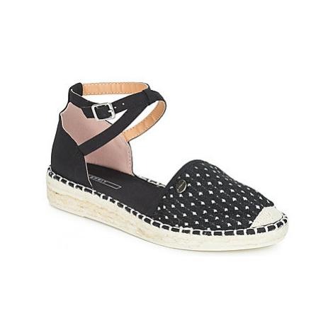 Esprit Ines Dot Sandal women's Espadrilles / Casual Shoes in Black
