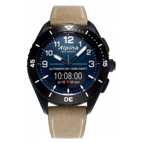 Alpina Alpiner X Alive Bluetooth Smartwatch
