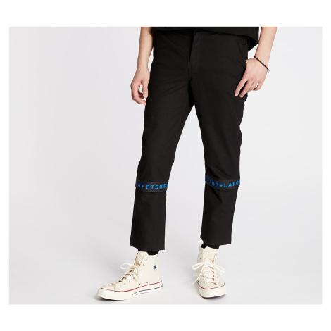 "FTSHP + LAFORMELA ""No Season"" Twill Logo Pants Black"