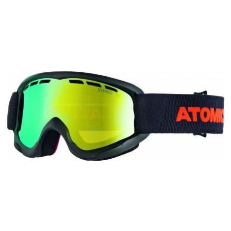 Atomic SAVOR JR black - Children's ski goggles