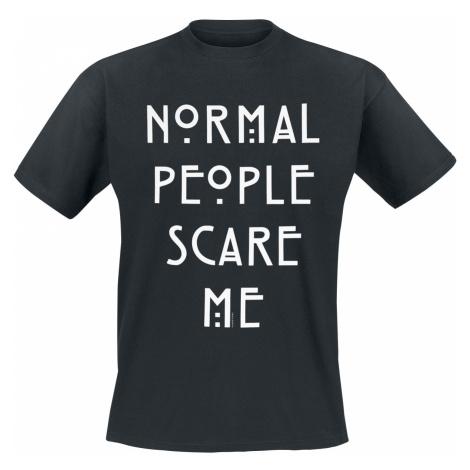 American Horror Story - Normal People - T-Shirt - black