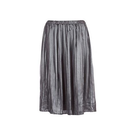 Les Petites Bombes SANDA women's Skirt in Silver