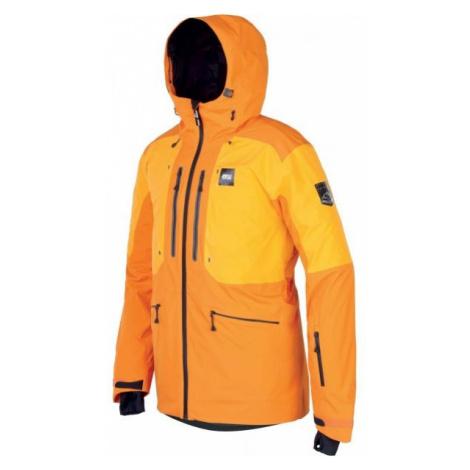 Picture NAIKOON orange - Men's winter jacket