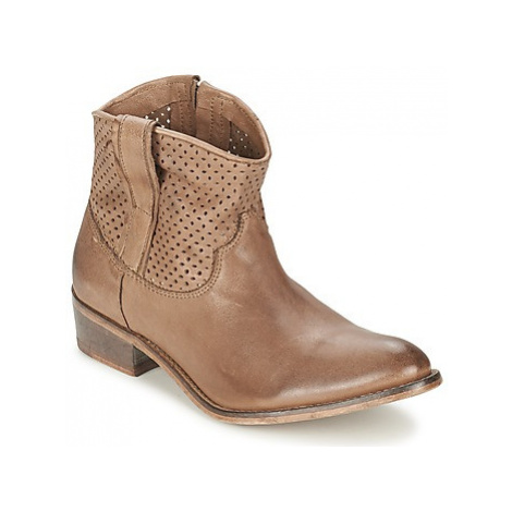 Koah AUDREY women's Mid Boots in Brown