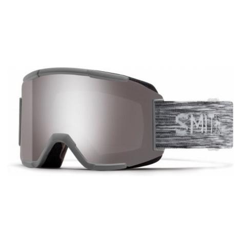 Smith SQUAD +1 gray - Unisex downhill ski goggles