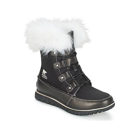 Sorel COZY JOAN X CELEBRATION women's Snow boots in Black