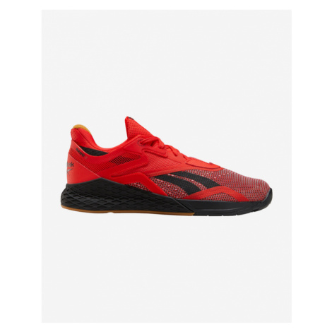 Reebok CrossFit Nano X Sneakers Red