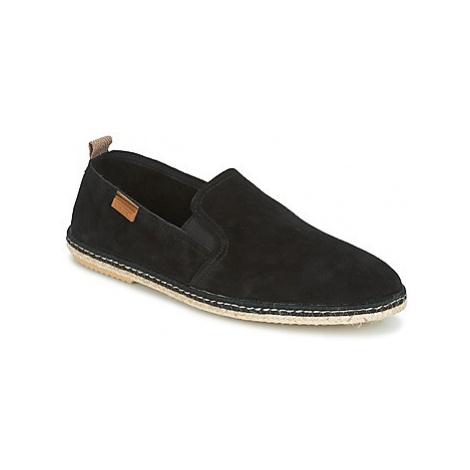 Pataugas EDOUARD-NOIR men's Slip-ons (Shoes) in Black