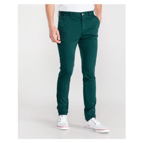 Armani Exchange Trousers Green