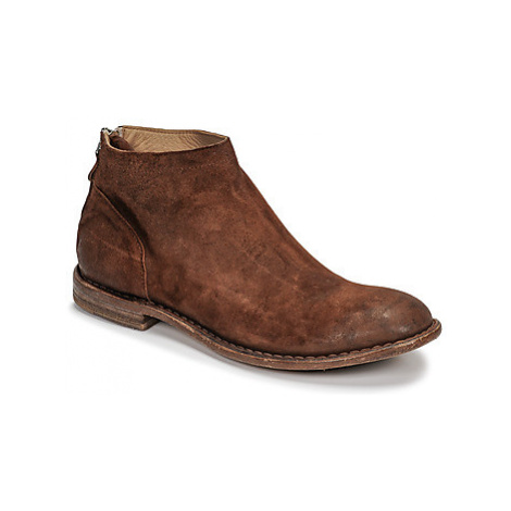 Moma OLIVER BRUCCIDIO women's Mid Boots in Brown