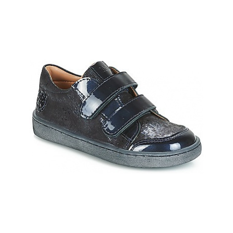 Aster SOPHI girls's Children's Shoes (Trainers) in Blue