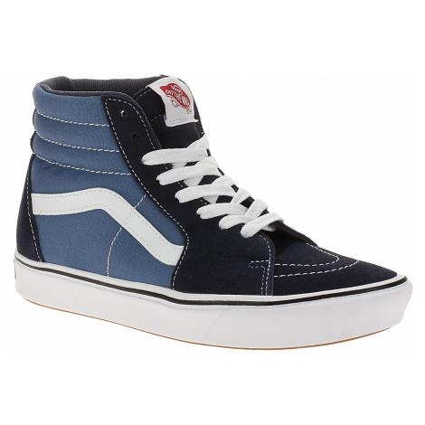 shoes Vans ComfyCush Sk8-Hi - Classic/Navy/Stv Navy