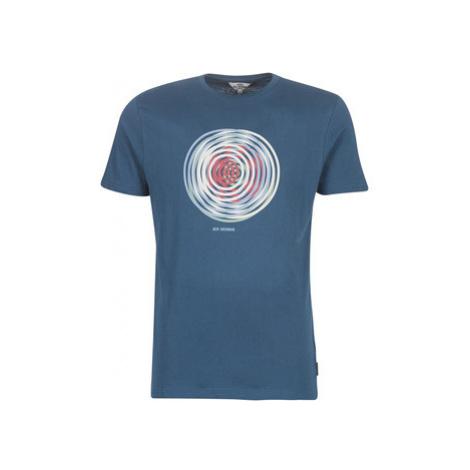 Ben Sherman SPIN TARGET TEE men's T shirt in Blue
