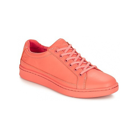 Timberland San Francisco Flavor Oxford women's Shoes (Trainers) in Orange