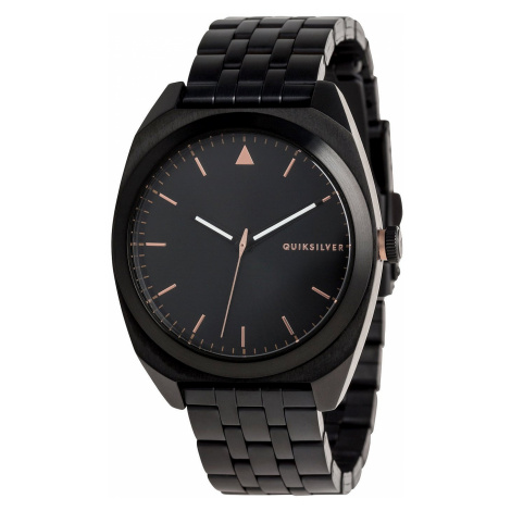 watch Quiksilver The Pm Metal - XKMK/Black/Rose Gold/Black