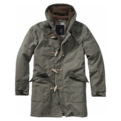 Brandit - Woodson Heavy Outdoor Parka - Coat - olive