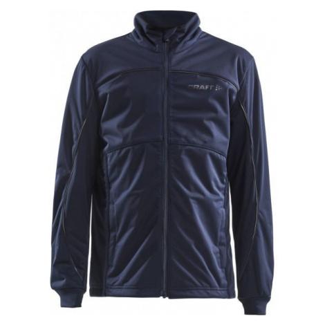 Craft WARM JNR blue - Kids' insulated jacket