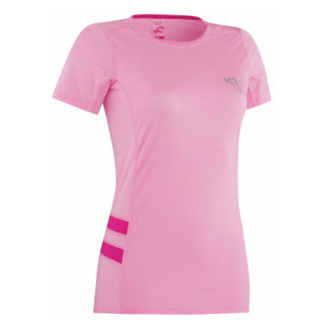 KARI TRAA MATHEA TEE pink - Women's functional T-shirt