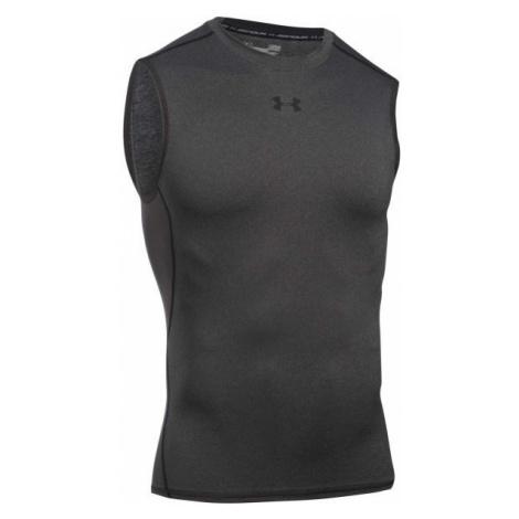 Under Armour HG ARMOUR SL dark gray - Men's compression top