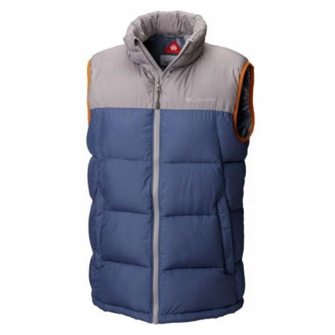 Columbia PIKE LAKE VEST blue - Men's vest