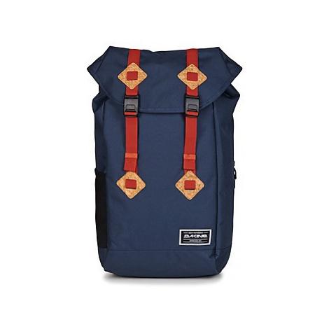 Blue men's lifestyle backpacks
