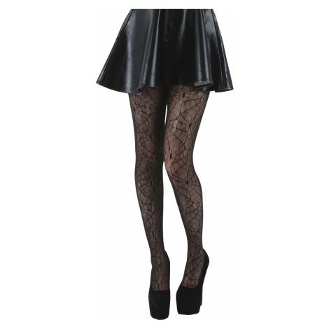Pamela Mann Cobweb Lace Tights black
