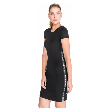 Armani Exchange Dress Black