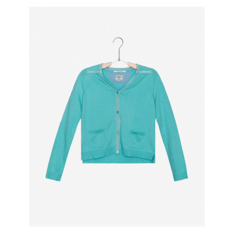 Pepe Jeans Kids Sweater Blue Green
