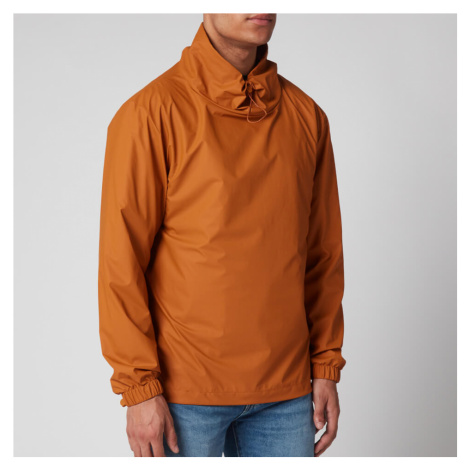 RAINS Ultralight Pullover Jacket - Camel - XXS-XS