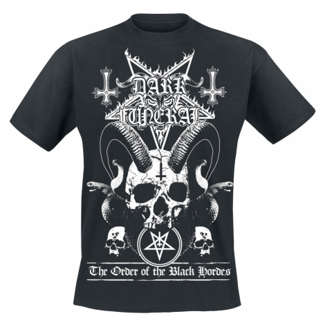 Dark Funeral - Order Of The Black Hordes - T-Shirt - black