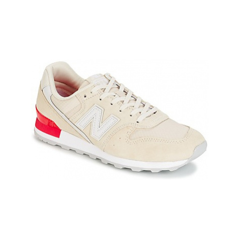 New Balance WR996 women's Shoes (Trainers) in Beige