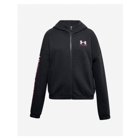 Under Armour Rival Fleece Kids Sweatshirt Black