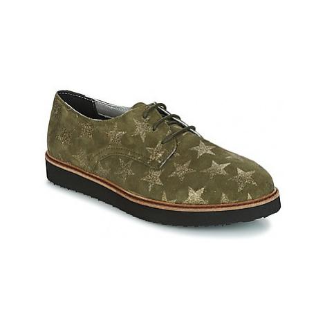 Ippon Vintage JAMES SKY women's Casual Shoes in Kaki