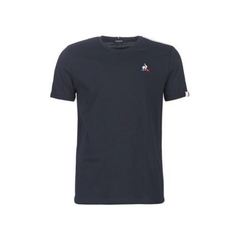 Le Coq Sportif TRI TEE SS N°3 M men's T shirt in Blue