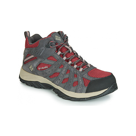 Columbia CANYON POINT MID WATERPROOF women's Walking Boots in Grey