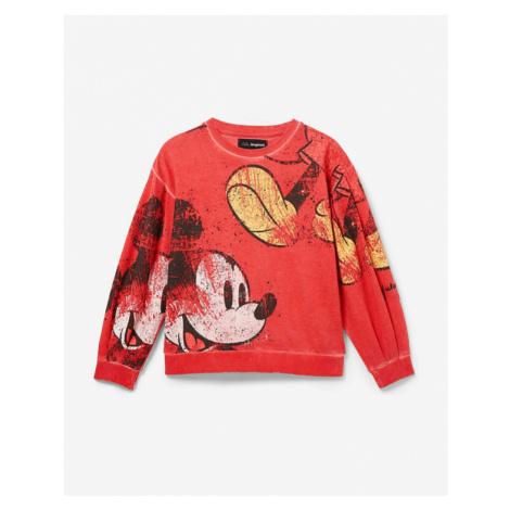 Desigual Kali Kids Sweatshirt Red