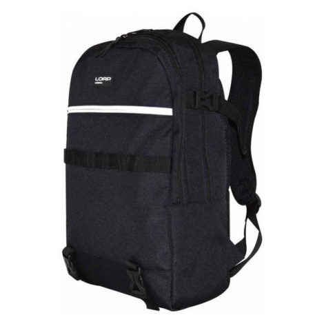 Loap TEMPLE black - City backpack