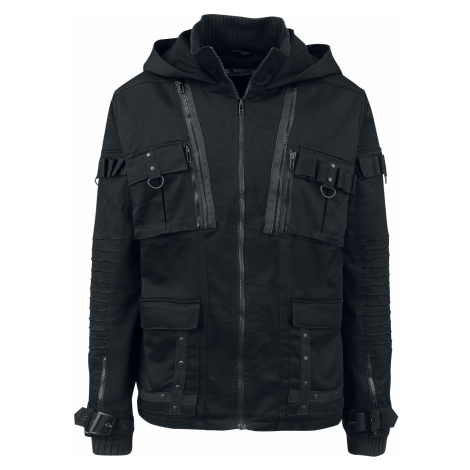 Poizen Industries - Meteor Jacket - Jacket - black