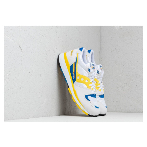 Saucony Azura White/ Yellow/ Blue