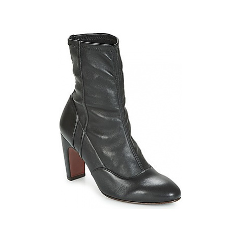 Chie Mihara TINA women's Low Ankle Boots in Black