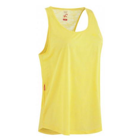 KARI TRAA PIA TOP yellow - Women's sports singlet
