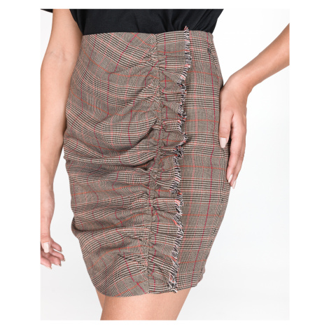 Pepe Jeans Ruly Skirt Brown