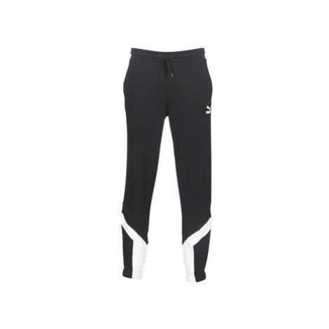 Puma ICONIC MCS PANT OH MIX men's Sportswear in Black