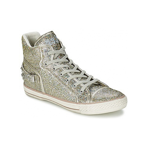 Ash VERTIGO women's Shoes (High-top Trainers) in Grey