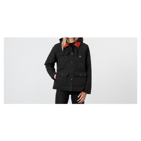 Vans Drill Chore Coat Jacket Black/ Orange