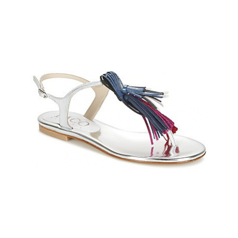 Paco Gil DAFELO women's Sandals in Silver